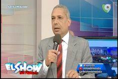 Salvador Sanchez dándole a pura candela en El Show del Medio Día