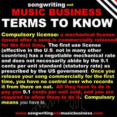 What is a compulsory license?