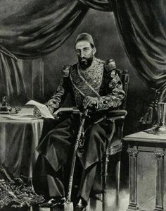 Ancient History, Art History, Sultan Ottoman, Empire Ottoman, Turkish People, Russian Fashion, Portrait Art, Portraits, Islamic Art