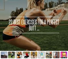 22 Best Exercises for a Perfect Butt ... → Weightloss