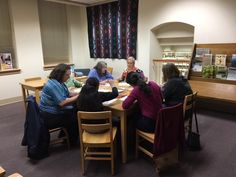 Pendleton Public Library Adult & Teen Coloring Club.