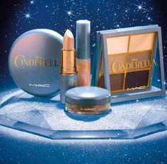 Spiridoula' s Beauty Spot: MAC Disney, Cinderella collection! Mac Cosmetics Cinderella, Cinderella Makeup, Disney Makeup, Collection Mac, Makeup Collection, Sephora, Cinderella 2015, Mac Makeup, Beauty Makeup