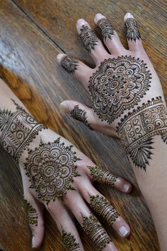 Want to Circular mehndi Designs which makes your hand more beautiful. Here are the 25 best round mehndi designs that you can try out for any parties and occasions.