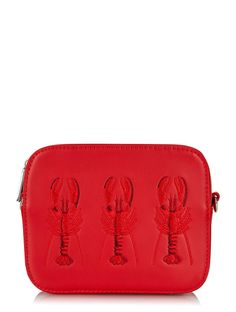 Skinnydip London Lobster Tin Cross Body Bag