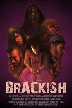 'BRACKISH' -Feature Film by MAD ANGEL FILMS -Directed by Matthew A. Peters -Role-Merlock