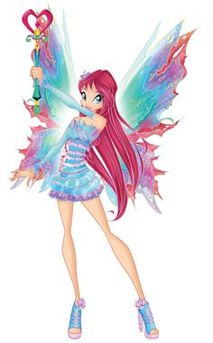 Winx club - bloom mythix by BloomixCouture