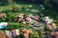 Miniature Ballooning by Steve Skinner, via 500px