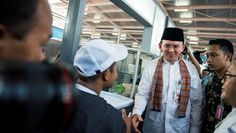 Gubernur DKI Resmikan Area PKL 'Lenggang Jakarta' | Majalah Kartini