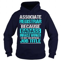 Associate Registrar #jobs #tshirts #REGISTRAR #gift #ideas #Popular #Everything #Videos #Shop #Animals #pets #Architecture #Art #Cars #motorcycles #Celebrities #DIY #crafts #Design #Education #Entertainment #Food #drink #Gardening #Geek #Hair #beauty #Health #fitness #History #Holidays #events #Home decor #Humor #Illustrations #posters #Kids #parenting #Men #Outdoors #Photography #Products #Quotes #Science #nature #Sports #Tattoos #Technology #Travel #Weddings #Women