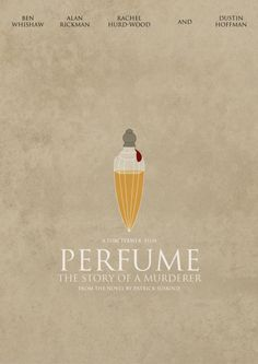 Perfume: The Story of a Murderer by theunicornpatronus