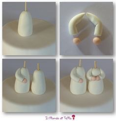 tutorial cake design thun