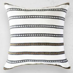 Bolé Road Kombolcha Pillow | Candelabra, Inc.