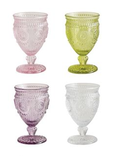 Rosanna Inc - Parisian Glass, $56.00 (http://www.rosannainc.com/glassware/parisian-glass/))