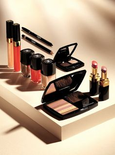Chanel Summer 2012 Makeup Collection
