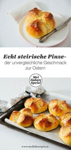 Food Blogs, Austrian Recipes, Austrian Food, Bread Recipes, Cake Recipes, Easter Recipes, Sweet Tooth, Bakery, Food And Drink