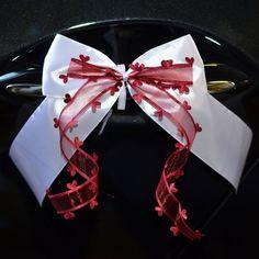 Wedding Car Decorations, Cute Selfie Ideas, Ribbon Art, Gift Wrapping, Diy, Gifts, Pink, Xmas, Bow Buns