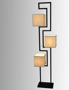 japanese floor lamps - Google Search | Wood & Paper Lanterns ...