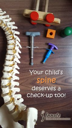 Chiropractic care isn't just for adults, it's for kids too!  For more information, check out our webiste at www.innate-chiropractic.com