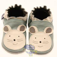 Sapatos Babo Uabu, Sapatinho de Couro, Sapatinho para recém nascido, Sapatinho Ratinho Babo Uabu, Babo Uabu comprar, Babo Uabu Sapatinho, Sapato Sola