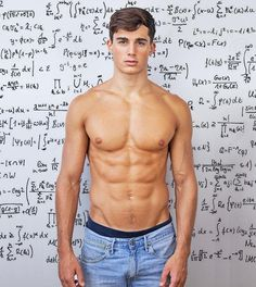 Photo: Arief Azli/Facebook As if it's not already hard enough to pay attention in math class… A University of London student recently discovered that his lecturer, Pietro Boselli, was also discovered by Giorgio Armani. Boselli, who has a Ph.D. in mechanical engineering with a focus on the computational design of steam turbines, is represented by Models1 London.