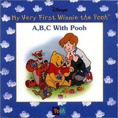 A, B, C with Pooh (Disney's My Very First Winnie the Pooh): Cassandra Case, A. A. Milne, Orlando de la Paz, John Harmon: 9780717288700: Amazon.com: Books