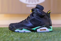 """Image of A Closer Look at the Air Jordan 6 Retro """"World Cup Brazil"""""""