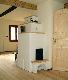 Farmhouse Fireplace, Bungalow, Kitchen Remodel, Contemporary, Fireplace Ideas, Austria, Illusion, Home Decor, Decorations