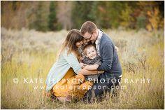 Utah family photographer | Kate Jeppson Photography | Fall family photos | family photography | Utah mountains | family of 4 |  Utah children's photographer