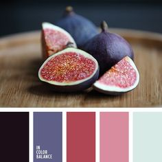 Red Colour Palette, Colour Schemes, Color Combos, Lilac Color, Color Shades, Gray Color, Color Harmony, Color Balance, Design Seeds