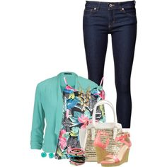 Untitled #2123 by jay-to-the-kay on Polyvore featuring polyvore, fashion, style, Quiz, maurices, Naked & Famous, Diba, Kelly & Katie, H&M and John Hardy