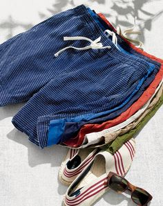 Back by popular demand: the J.Crew men's dock short.