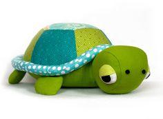 Tortoise sewing pattern