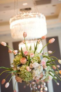 beautiful flower centerpiece