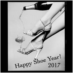Happy 2017! We're closed New Years Day. Enjoy the fresh start! . . . . . #shoes #NYE #newyearseve #newyearseve2017 #2017 #instashoes #shopping #simonsshoes #champagne