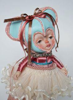 Gogolì bambola di natasciaraffio su Etsy