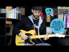 Lick 362/365 - Slick Blues Lick in Abm | 365 Guitar Licks Project