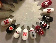 husker nail designs - Bing Images