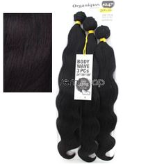 "Organique Body Wave 24""26""28"" - Color OT99J - Blend Weaving - 3 pcs"