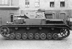 reichsmarschall:  The short-barreled Panzer IV Ausf. F1.