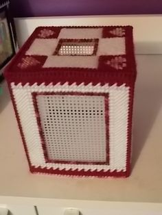 Delightful Ohio State Plastic Canvas Tissue Box Cover! Another Summer Project!!! |  Things I Have Made! | Pinterest | Plastic Canvas Tissue Boxes, Plastic  Canvas And ...