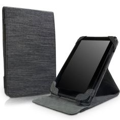 BoxWave Amazon Kindle Fire Nouveau Book Stand Case - Ridged, Textured Vertical Flip Cover Kindle Fire Case with Multi Angle Viewing Stand (Ash Grey) by BoxWave. $19.95. Ready. Set. StyleBoxWave's Style line of products proves you don't have to sacrifice form for function, or vice versa. The industry's highest quality cases, covers, and accessories are here to protect and serve, in Style. Use the Nouveau Book Stand Case to proudly display your Kindle Fire. As one of the newest ...