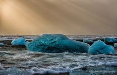 Superb Nature - Ice Beach by GiorgosThalassinos Photography Workshops, Landscape Photography, Travel Photography, Photos Of The Week, Natural World, Northern Lights, Wildlife, Waves, Tours