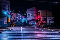 aesthetic photography aesthetic landscape gmail background Aesthetic Japan, Neon Aesthetic, Night Aesthetic, Episode Backgrounds, Cute Wallpaper Backgrounds, Wallpapers, Night Photography, Street Photography, Pixel Art Background