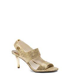 Rochelle Glitter Sandal