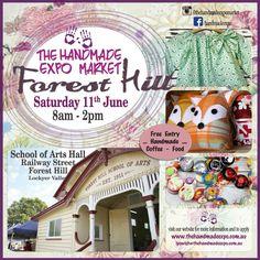 Forest Hill, Coffee Recipes, Art School, Street Art, How To Apply, Marketing, Handmade, Free, Hand Made