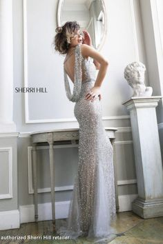 Sherri Hill 4802 , available in raeLynns.com  #Women #Fashion #empirewaist