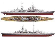 DKM Prinz Eugen (Heavy Cruiser) (1945)
