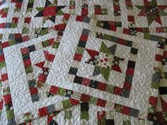 quilted christmas placemats | Great Christmas placemats | Quilt table toppers, runners, and placema ...