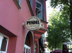 Pendel in Bonn