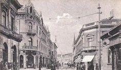 La calle mayor de Nagyvárad History, Architecture, Street, Diary Book, Arquitetura, Historia, Architecture Design